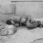 Papa providencia dormitório para os sem-teto