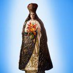 Maria que deu seu sim a vontade de Deus