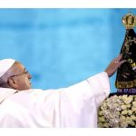 Imagem de N. S. Aparecida chega à Rádio Vaticano