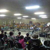 Dia de Música na Escola da Aeronáutica em Guaratinguetá