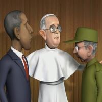 Francisco pode incluir etapa em Cuba durante visita aos EUA