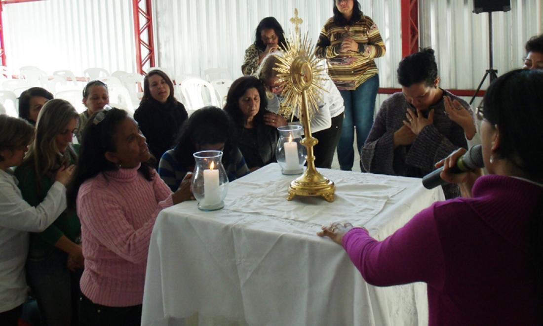 Encontro de Mulheres: um dia de confirmação do chamado e da dignidade da mulher para ser instrumento nas mãos de Deus